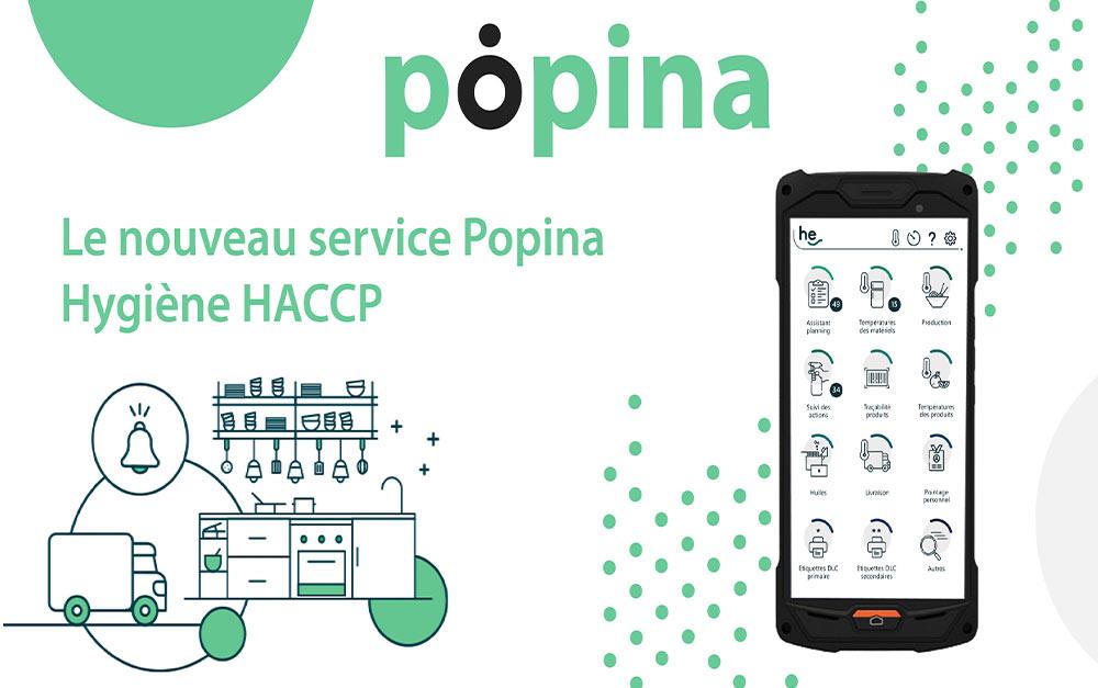 Hygiène Expert HACCP : Le nouveau service Popina qui révolutionne le PMS en CHR